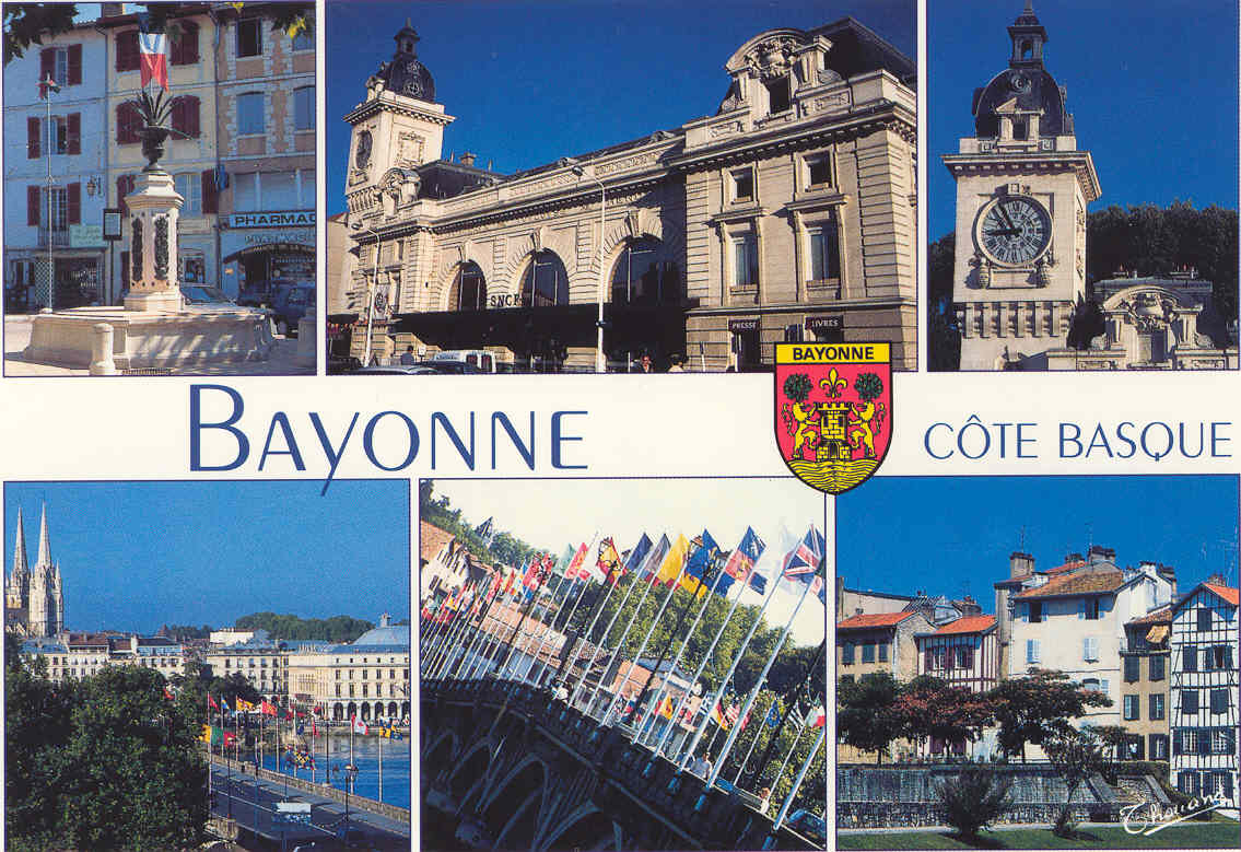 contact com Bayonne
