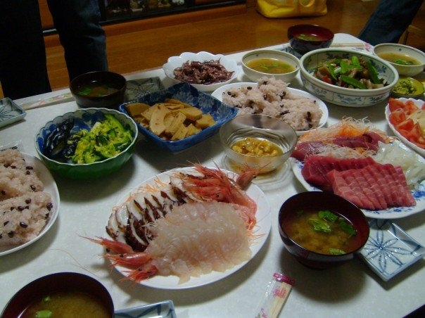 japan drink eat sashimi must ganas travel recommendations