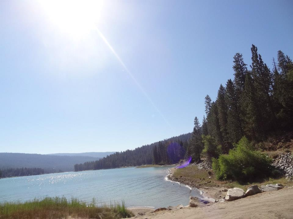 Bass Lake Northern California Travel Ganas